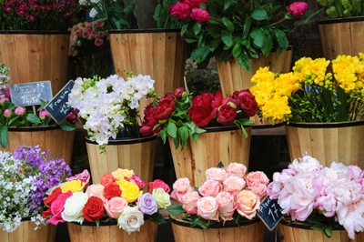 Local florist making daily deliveries of Roses Flowers and Gifts